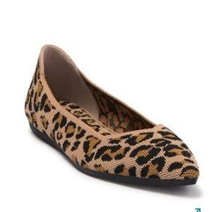 ⭐NIB⭐ Steve Madden Leopard Rosy Flats